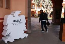 UASLP requiere recursos para atender a la comunidad estudiantil, dice Leal a alumnos inconformes con cuotas