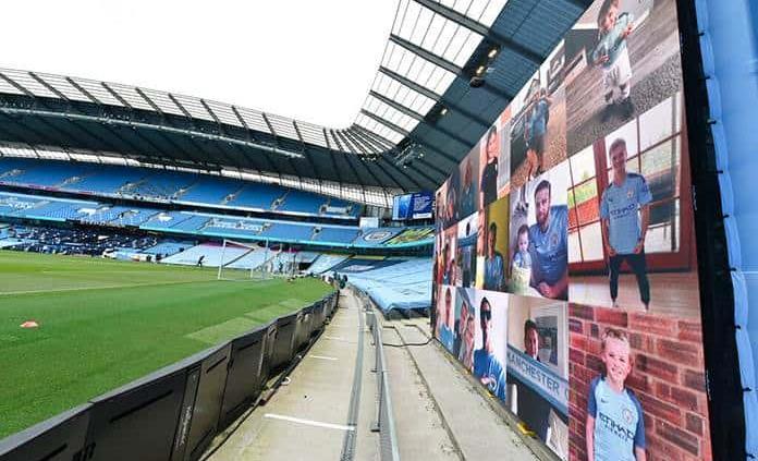 Inglaterra aplaza presencia de aficionados en eventos deportivos