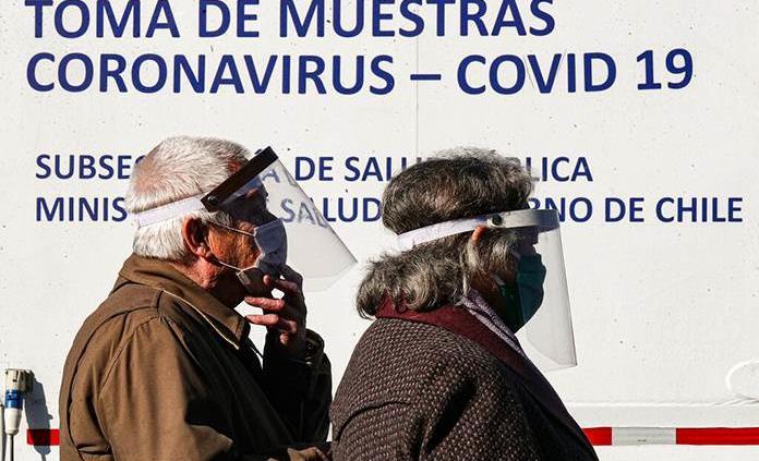 Pandemia preocupa en el norte de Chile mientras sur y centro se estabilizan