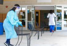 Isaías y la pandemia de la COVID-19, la tormenta perfecta en Florida