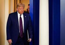 La propuesta de Trump de posponer elecciones se topa con el rechazo republicano