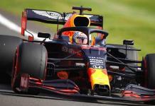 Verstappen y Stroll dominan los entrenamiento en Silverstone