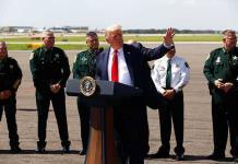 Critican a Trump por ir a Florida a recaudar fondos para su campaña antes de la llegada del huracán