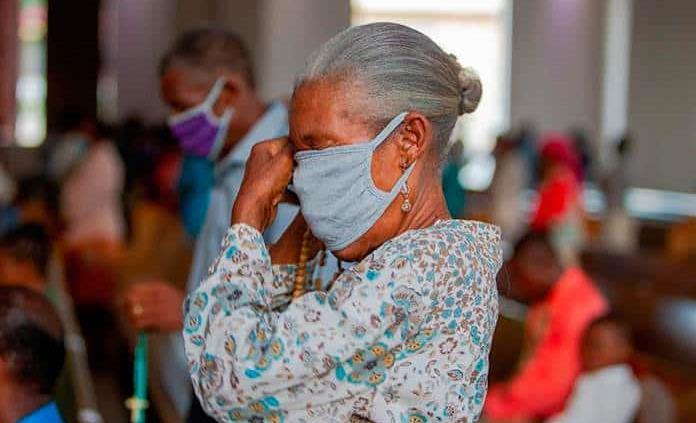 Haití teme una nueva ola de la COVID-19