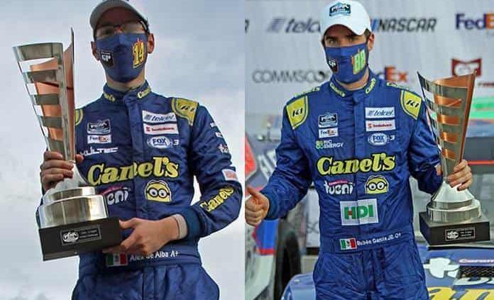 Doble podio para el equipo Canel´s Racing