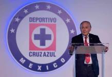 """Guillermo """"Billy"""" Álvarez seguirá siendo presidente de Cruz Azul"""