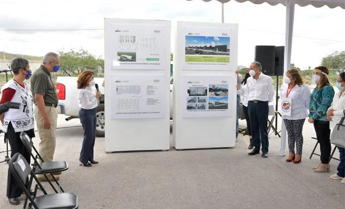 Inician construcción del Centro Estatal de Identificación Forense y Búsqueda