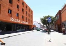 Tras el regreso del semáforo rojo a SLP, clausuraron un negocio en el Centro Histórico por no acatar las medidas