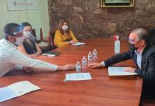 Presentan iniciativa de ley para prevenir transmisión de enfermedades por vía aérea