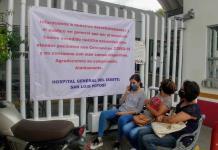 Se satura clínica del ISSSTE en SLP; no hay más camas para pacientes con COVID-19