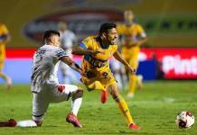 Sosa da empate a Pachuca con Tigres