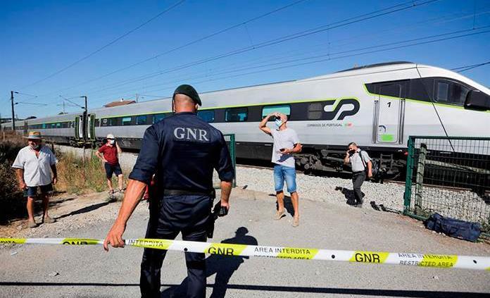 Un muerto en segundo accidente ferroviario en Portugal en 24 horas