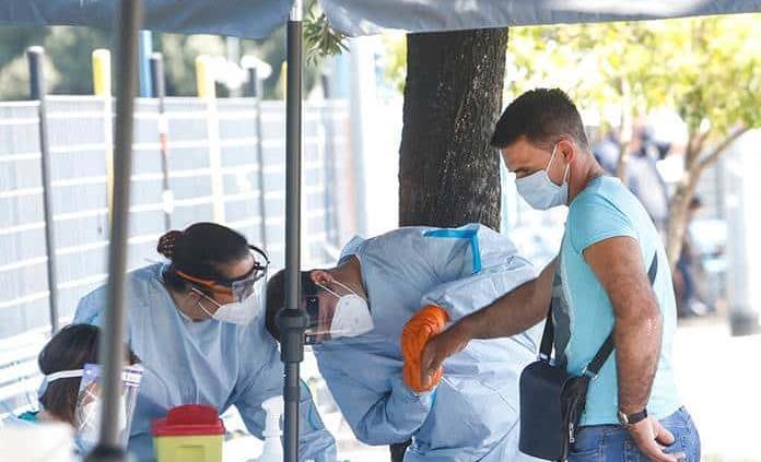 Italia registra una disminución en el número de contagios con 295 casos en un día