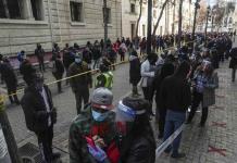 Violencia y cacerolazos en Chile tras discurso de Piñera