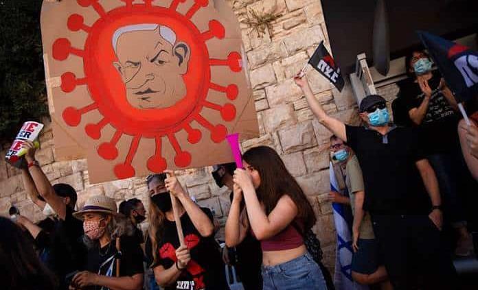Pandemia, crisis, protestas y polarización: un cóctel explosivo en Israel