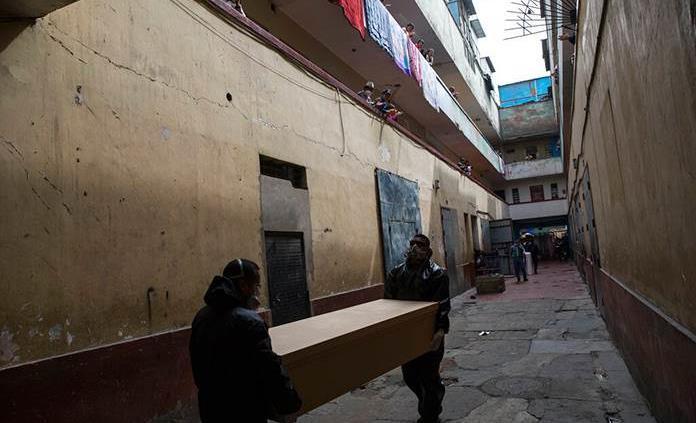 Unas 53 mil muertes por encima de lo normal en Perú desde llegada de COVID-19