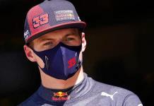 Los Mercedes son muy rápidos, hay que aceptarlo, dice Verstappen