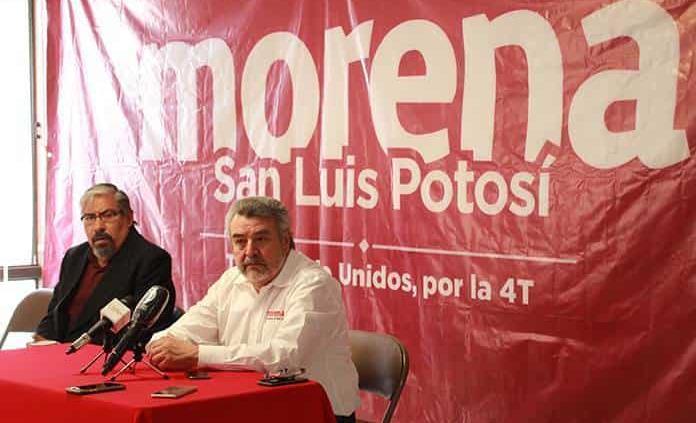 Consejo virtual permitió avance en Morena: SSS