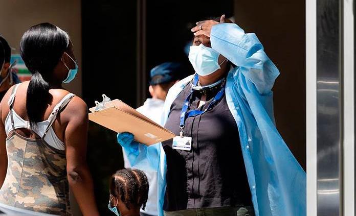 Más de 7 mil muertos y 480 mil contagiados en 5 meses de COVID en Florida