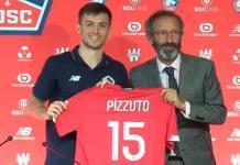 Eugenio Pizzuto es convocado por primera vez con el Lille de Francia