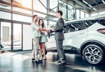 Financiamiento automotriz tiene caída