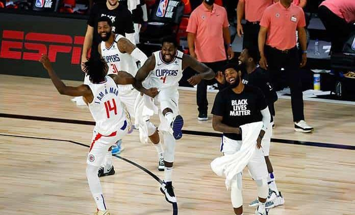 Lucen George y Clippers con triples ante Pelicans
