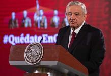 """""""Cubrebocas, cuando no haya corrupción"""""""