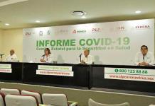 Reporta Ssa 292 nuevos casos de Covid en SLP