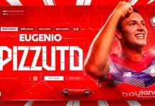 El potosino Eugenio Pizzuto es nuevo jugador del Lille de Francia