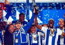 Con 10 hombres, Porto vence a Benfica y gana Copa de Portugal
