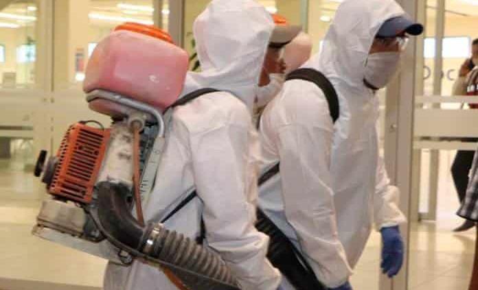 Encuentran empleo en combate a la pandemia