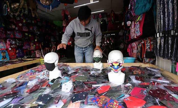 México registra  nuevo máximo: 9, 556 contagios