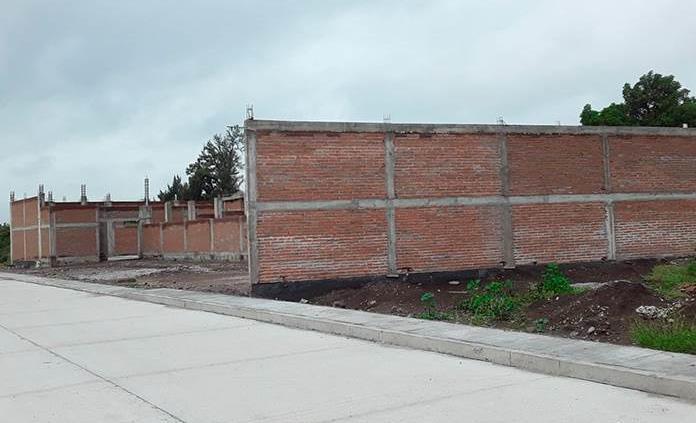 No suspenden las obras municipales