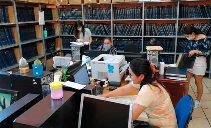 Registro Civil sólo atiende trámites de defunciones
