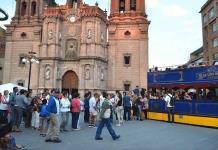 Se desploma turismo nacional por la epidemia