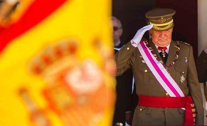 El insólito 45 aniversario de la proclamación de Juan Carlos de Borbón como rey de España