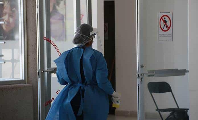 Enfermera del IMSS fallece por Covid-19