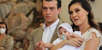 Marcela García Flores ingresa a la familia de Cristo
