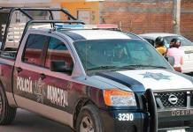 Policía disuelve fiesta sonidera en plena vía pública