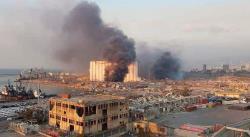 Fuerte explosión en Beirut deja heridos y grandes daños (FOTOS)