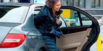 La reina Sofía se refugia en Mallorca tras exilio del rey Juan Carlos