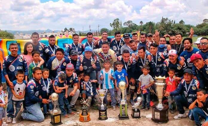 Atlético Lobos División se corona bicampeón