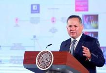 Exgobernador de Chihuahua desvió 129 mdp en Estafa Maestra: Santiago Nieto