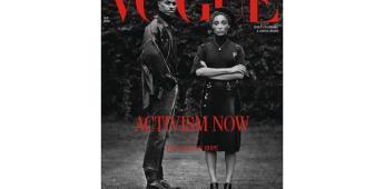 Vogue británica dedica número de septiembre a activistas negros