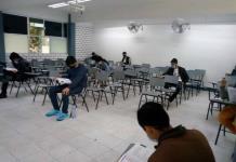 Por alta temperatura, 10 aspirantes a ingresar al Cobach no realizaron el examen