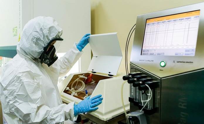 La OMS instalará un depósito global de material patógeno en Suiza