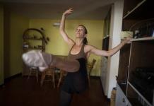 Ballet clásico lucha por sobrevivir la pandemia en Venezuela