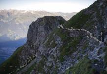 Mueren 3 españoles en accidente de barranquismo en Suiza