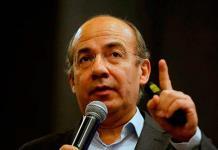 Calderón reta a AMLO: si tiene pruebas que las presente