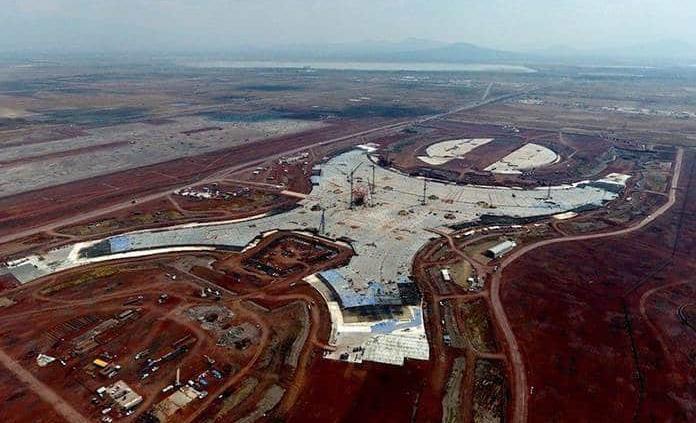 Aeropuerto cancelado gana premio internacional de arquitectura